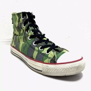 Converse All Stars Chuck Taylor x Gorillaz Camo